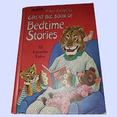 Tibor Gergely's Great Big Book of Bedtime Stories Illustrated