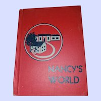 Hard Cover School Reader  Nancy's  World John C Winston