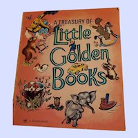 Soft Cover A Treasury of Little Golden Books