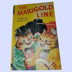 Hard Cover Children's Book The Marigold Line Charles  Griffiths