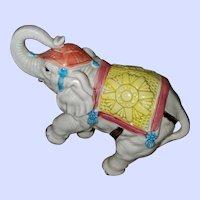 Circus Quon-Quon 1982 Ceramic Elephant Figurine