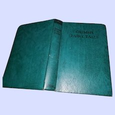 Hard Cover Book Grimms Fairy Tales by Brothers Grimm