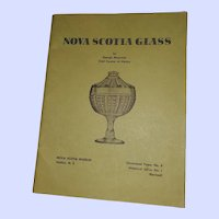 Soft Cover Book Nova Scotia Glass Illustrated