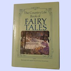 The Country Life Book of Fairy Tales Illustrated with Original Royal Doulton Tile Pictures