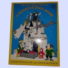 The Little Witch Presents A Monster Joke Book Soft Cover