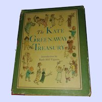 Hard Cover Book The Kate Greenaway Treasury