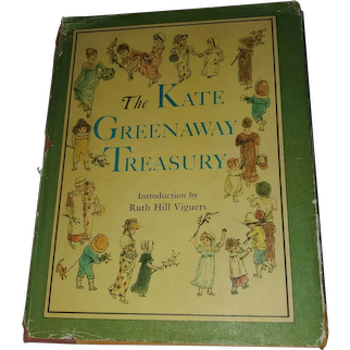 Hard Cover Book The Kate Greenaway Treasury