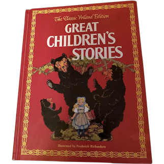 The Classic Volland Edition Great Children's Stories