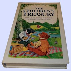 The Children's Treasury Best Lived Stories Poems from Around the World