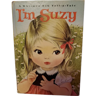 Soft Cover Children's Book I'm Suzy by Dorotha Ruthstrom