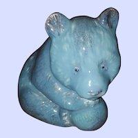 Beswick Ware 738 Panda Bear Ball Pottery Figurine Made in England
