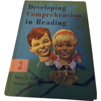 Developing Comprehension in Reading 2 School Text Book