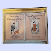 Soft Cover Booklets Designing Planning Clothes & Dress Decoration Ornament