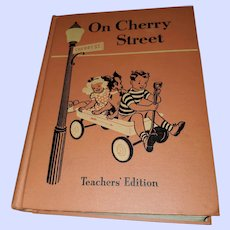 Hard Cover School Textbook On Cherry Street Teachers' Edition