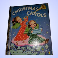 Christmas Carol Hard Cover Children's Book pictures by Corinne Malvern