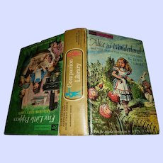 VTG Hard Cover Children's  Flip Book
