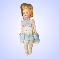 HERE Is Baby Marilyn Rubber Reliable Squeaker  Doll MI Canada
