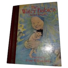 Hard Cover Book Children's Classic Library The Water Babies By Charles Kingsley