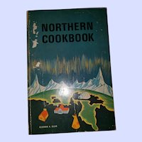 Soft Cover NORTHERN  Cookbook Rare often  found