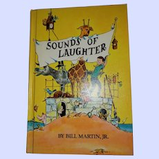 Hard Cover School Reader Sounds of Laughter