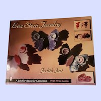 Hard Cover Reference Book Lea Stein Jewelry