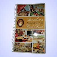 Spiral Bound Soft Cover LAURA Secord Canadian Cookbook