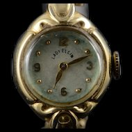 Lady Elgin 16mm Mechanical Vintage Women's Watch [QPQQ]