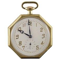 Berex Watch Co Vintage Mechanical 16 Jewels Pocket Watch [QPQQ]