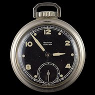 "Westclox Pocket Ben 50mm Case ""Dollar"" Pocket Watch [QPQQ]"