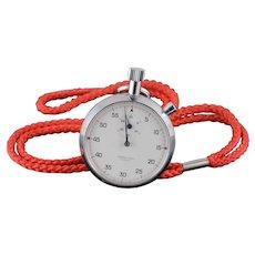 54mm Vintage Tradition 7 Jewel Mechanical Stop Watch Pocket Watch [QWXC]