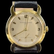 Vintage Vacheron Constantin - Fully Refurbished & Cleaned Men's Watch