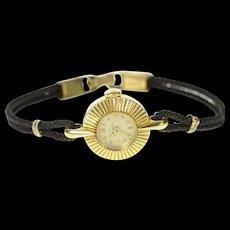 Retro 1950's Cyma Classic Ladies Wrist Women's Watch [CQXT]