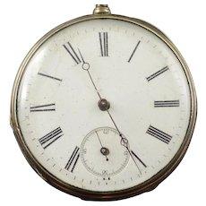 Key Wind Parts Pocket Watch [QWXK]