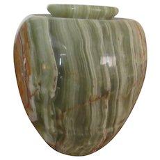 Fine Rare Large Antique Chinese Jade Vase