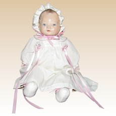 """Vintage American Character Doll Adorable """"Little Love Doll"""" 18"""" Circa 1942"""