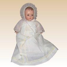 "Vintage Ideal ""Plassie Doll"" 18"" 1946"