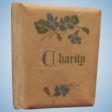 Antique Miniature Doll Book