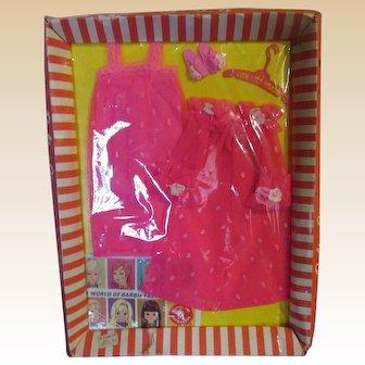 "MIB Vintage & NRFB Barbie Ensemble ""Dreamy Pink #1857"""