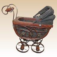 Wonderful Vintage Baby Carriage