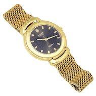 Men's Rolex Cellini Quartz 6623/8 '93 18K Gold with Box & Papers