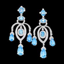 Topaz Vintage Jewelry