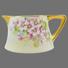 France Studio H.P. Cider Pitcher with Cherry Blossoms