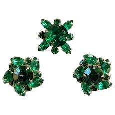 Elegant Rhinestone Scatter Pins