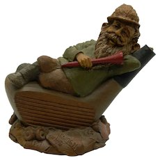 Tom Clark Golfer Gnome