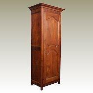 Louis XV  Bonnetiere Armoire 4 shelves C 1750