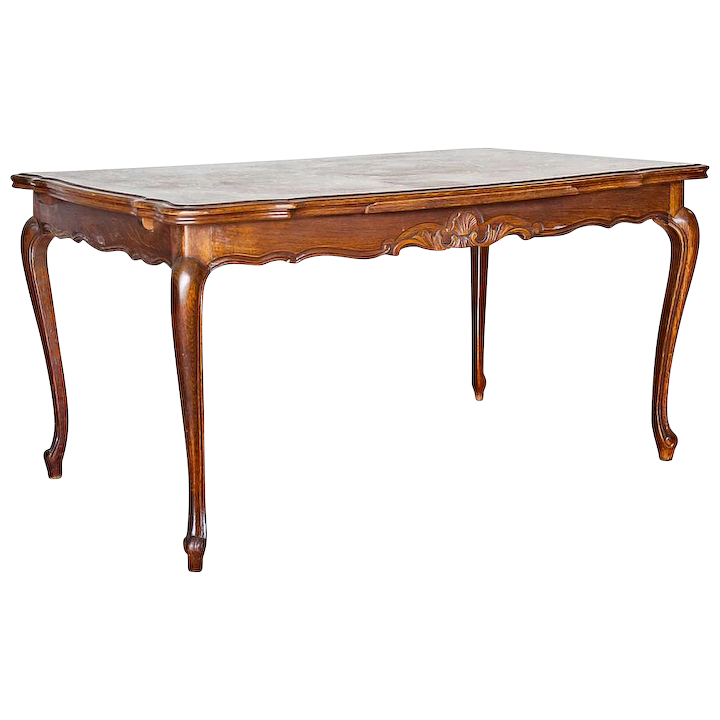 Vintage Louis Xv Style Dining Table