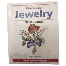 Warman's Jewelry Field Guide Book by Leigh Leshner