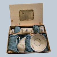 Miniature Laver Bowl Set
