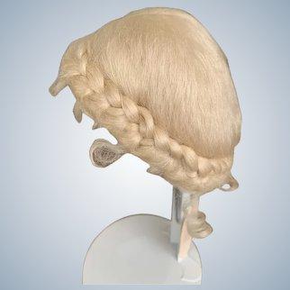 Mohair Doll Wig