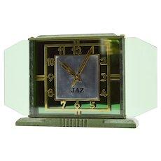 JAZ French Art Deco Clock 1930